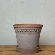"Load image into Gallery viewer, Copenhagen Pot-- ""Castle Pot"""