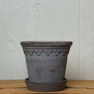 "Copenhagen Pot-- ""Castle Pot"""