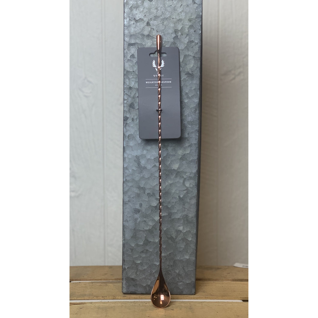 Summit™ 40cm Copper Weighted Barspoon