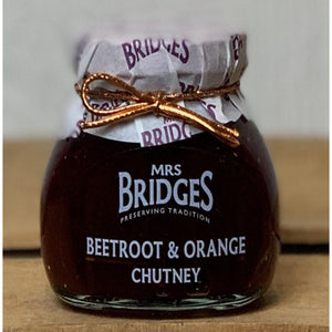 Mrs. Bridges Beetroot & Orange Chutney