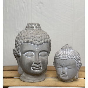 Cement Buddha Statues