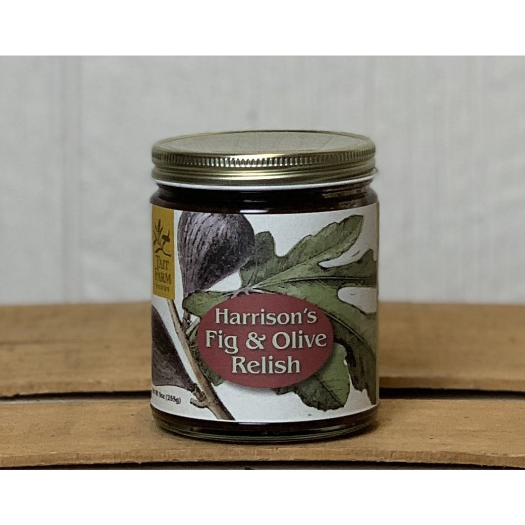Tait Farm Harrison's Fig & Olive Relish