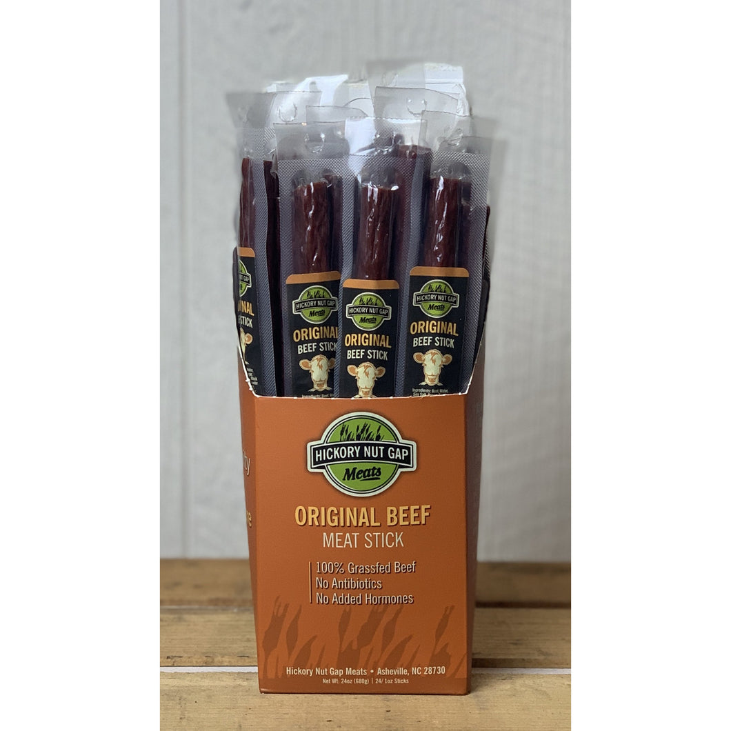 Original Beef Stick- Hickory Nut Gap