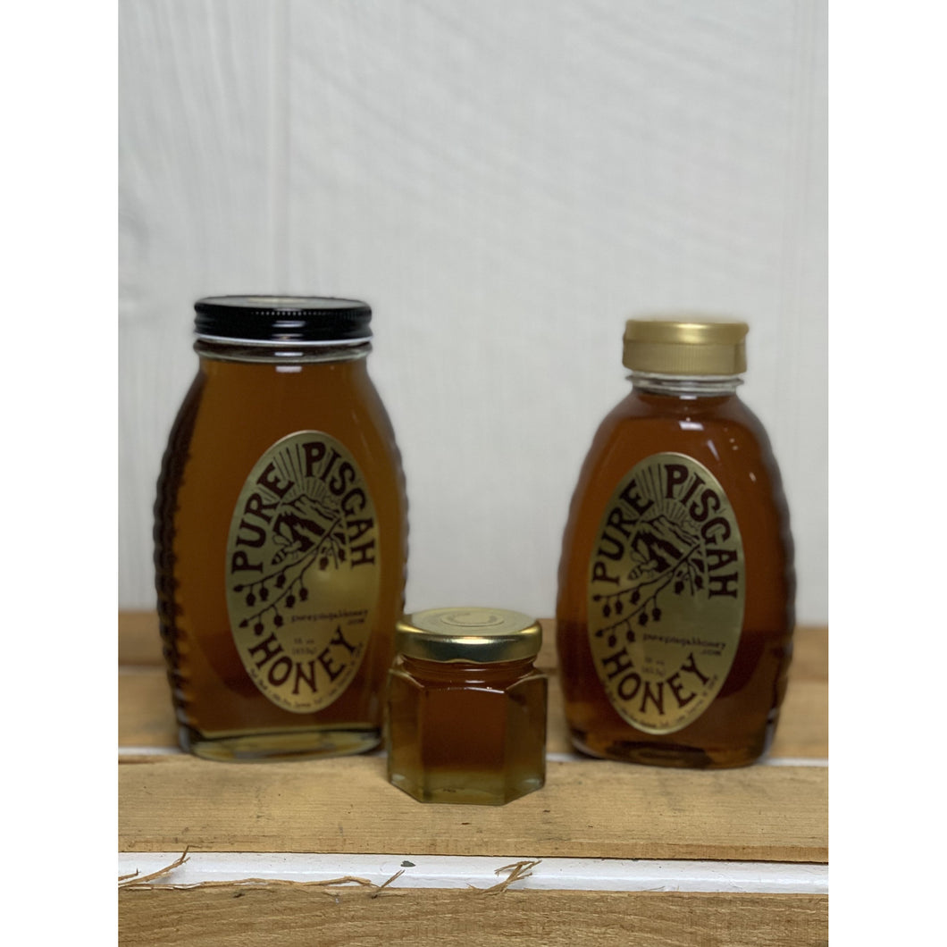 Wildflower Honey -- Pure Pisgah Honey