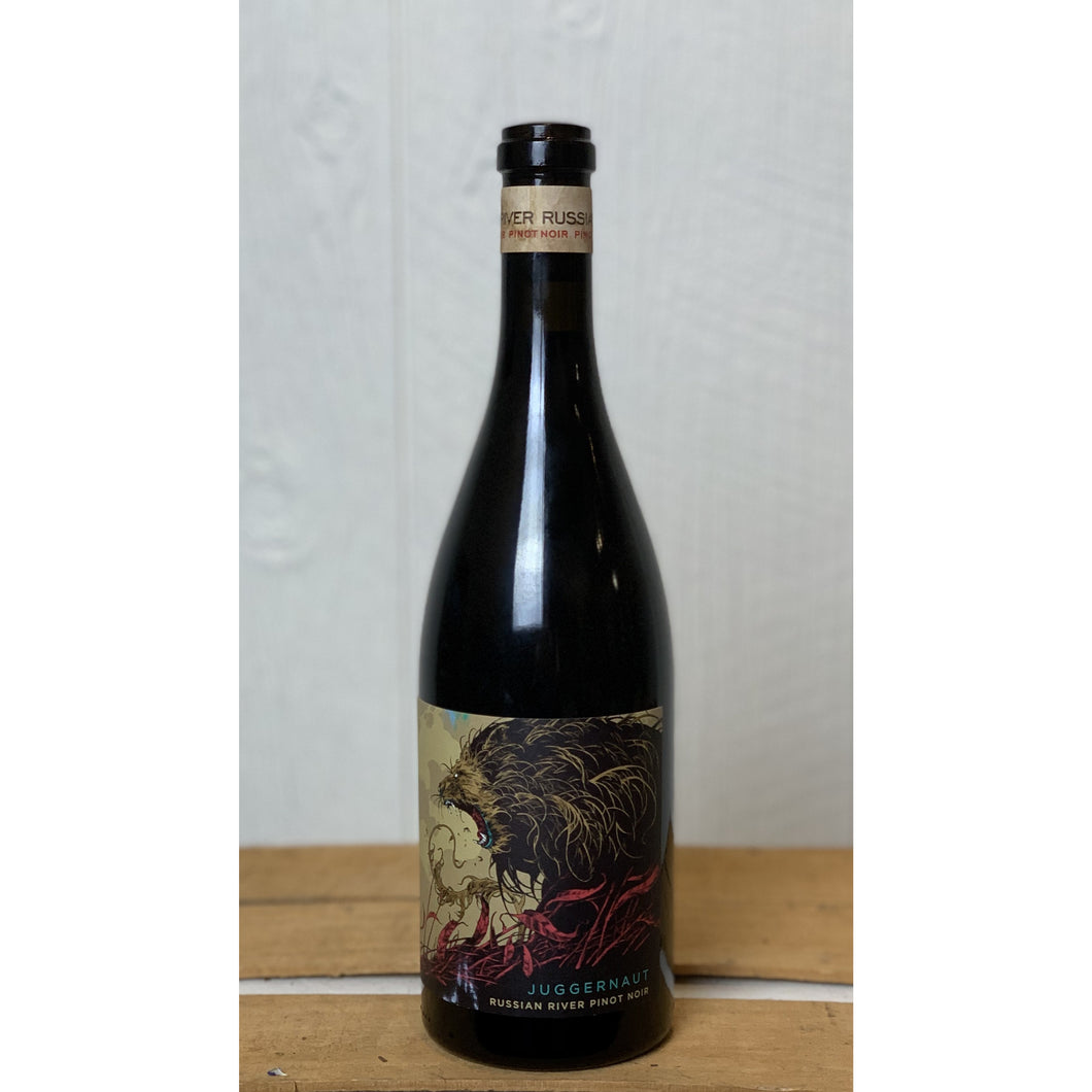 Juggernaut Pinot Noir Russian River Valley