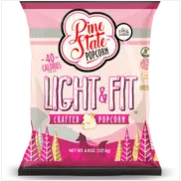 Pine State Light and Fit Popcorn 4oz