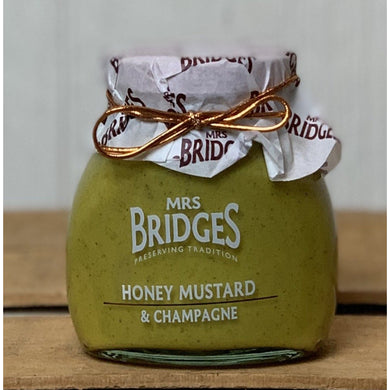 Mrs. Bridges Honey Mustard & Champagne