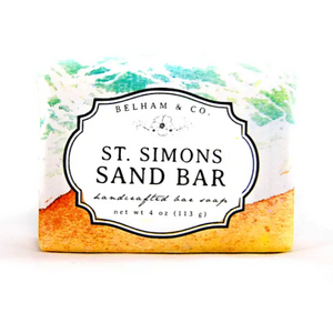 St. Simons Sand Bar Hand Soap