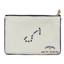 Load image into Gallery viewer, Scorpio Astrology Zip Pouch