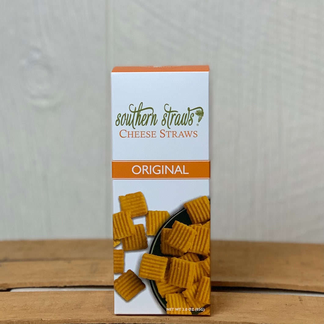 Southern Straws Cheese Straws - Original 3oz