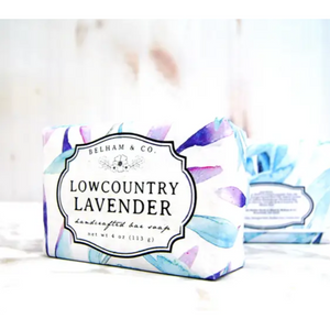 Lowcountry Lavender Soap