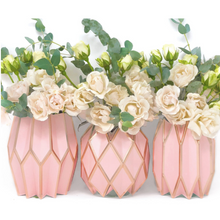Load image into Gallery viewer, Rose Paper Vase Wrap