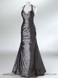 Strapless Fit And Flare Graduation Formal Prom Dress HB2014A