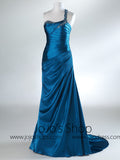 One Shoulder Graduation Formal Prom Dress HB2033B