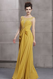 Gold Low Back Grecian Pageant Bridesmaid Evening Cocktail Dress CX830083