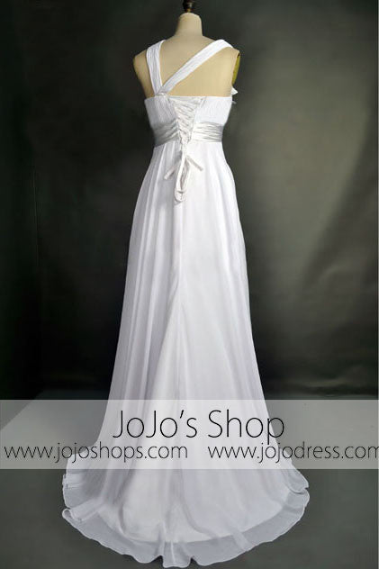 Grecian Wedding Dress