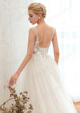 Ethreal A-line Wedding Dress
