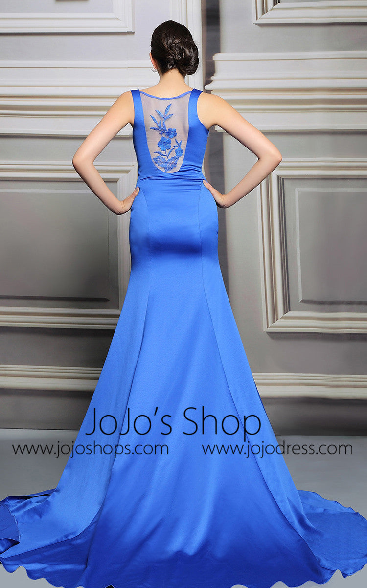dc8ccd7c381e Two Piece Fit And Flare Formal Evening Prom Dress | DQ831262 – JoJo Shop