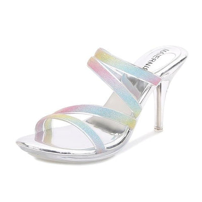 Women's Strappy Heel Sandals