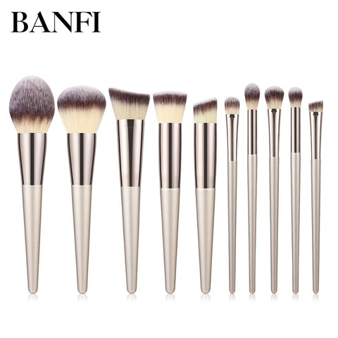 Makeup Brush Foundation Powder Blush Eyeshadow Concealer Lip Eye Make Up Brush Cosmetics Beauty Tools