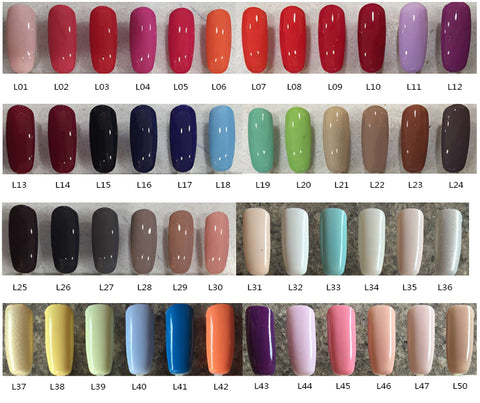 15ml Nail lacquer Infinite Shine Nail Polish Liquid opie Latex Varnish Long Lasting Shine Nail polish(1)