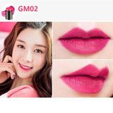 DSstyles Pressing Type Lipstick Edible Lippie Lip Cream Makeup Gift