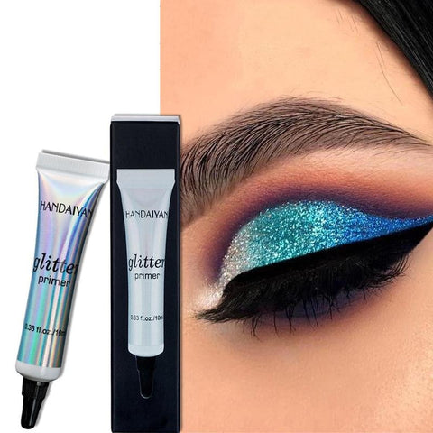 10ML Glitter Eyeshadow Primer Makeup Eye Base Cream Liquid Eye Shadow Primer Liquid Eye Shadow For Party