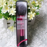 Make up Brushs Makeup sponge Maquillage Real Technique Makeup Brushs Powder Loose Box Belt foundation brush  free shipping