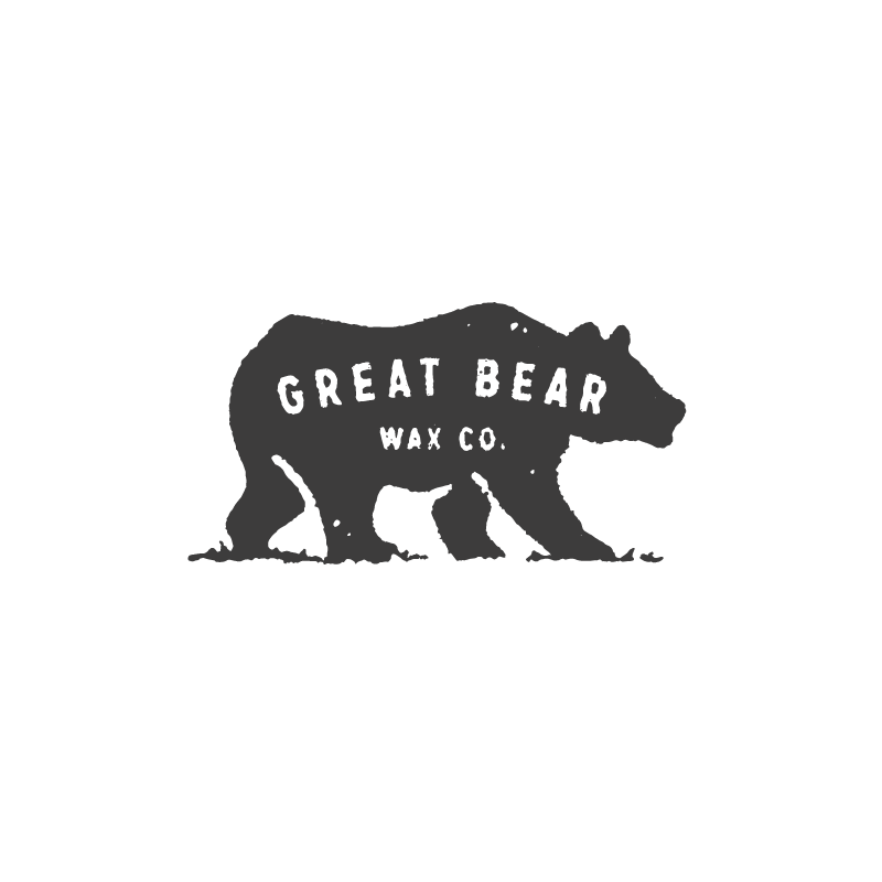 Great Bear Wax Co logo
