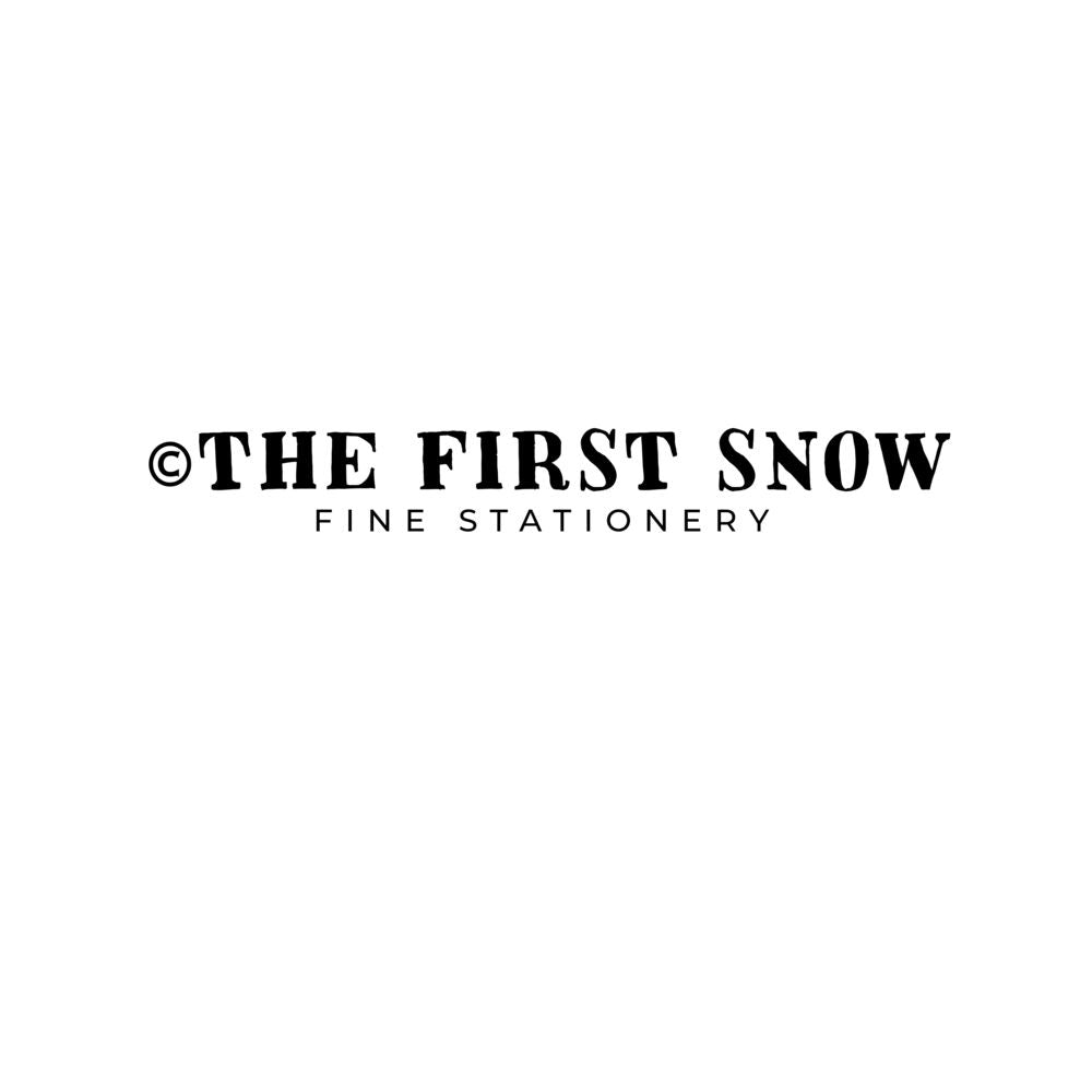 The First Snow logo