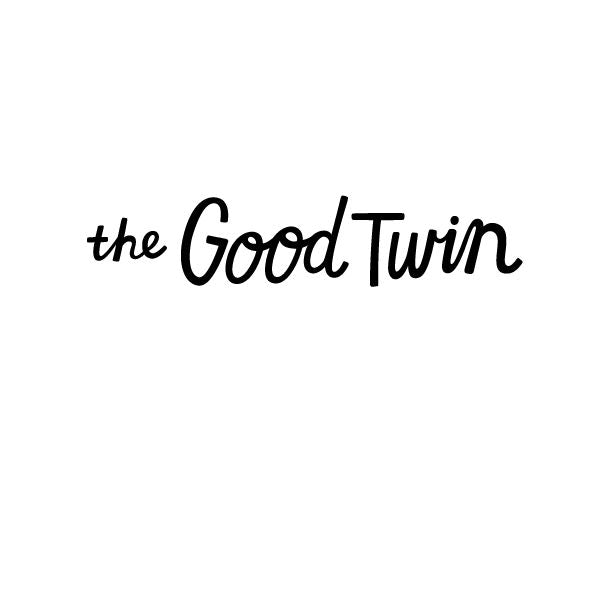The Good Twin logo