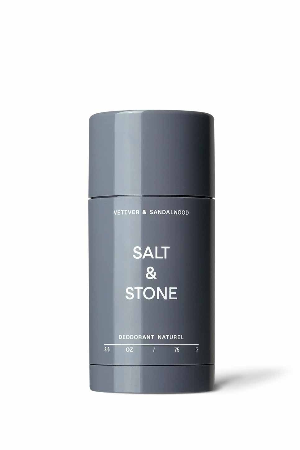 Salt & Stone - Natural Deodorant Formula 2 - Vetiver + Sandalwood