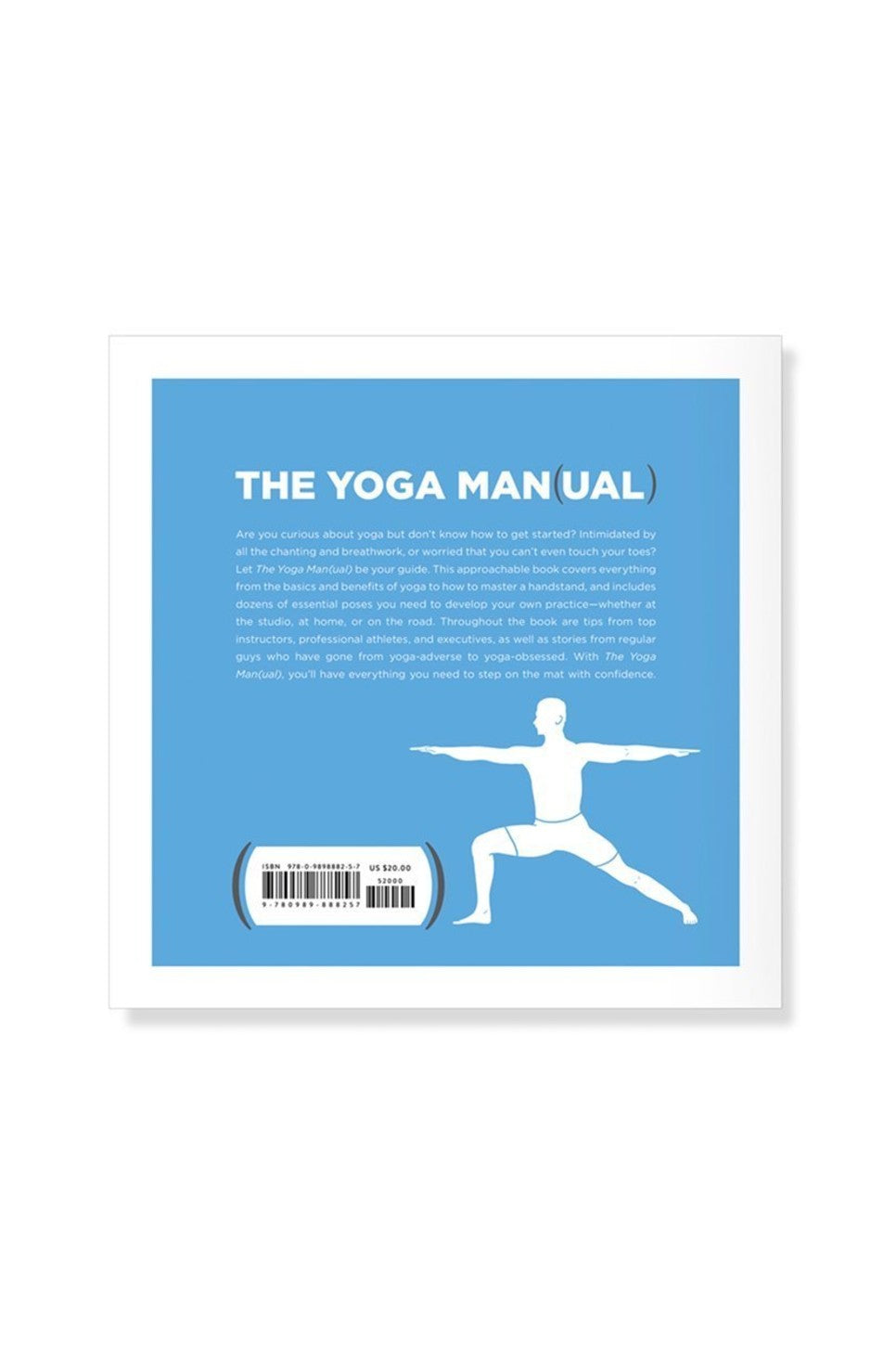 W&P - The Yoga Man(ual) - Back