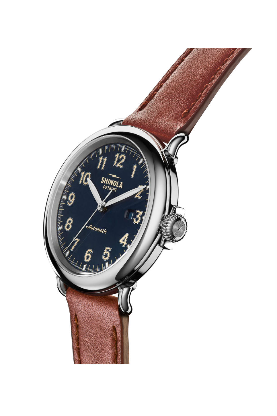 RUNWELL AUTO 45mm - MIDNIGHT BLUE