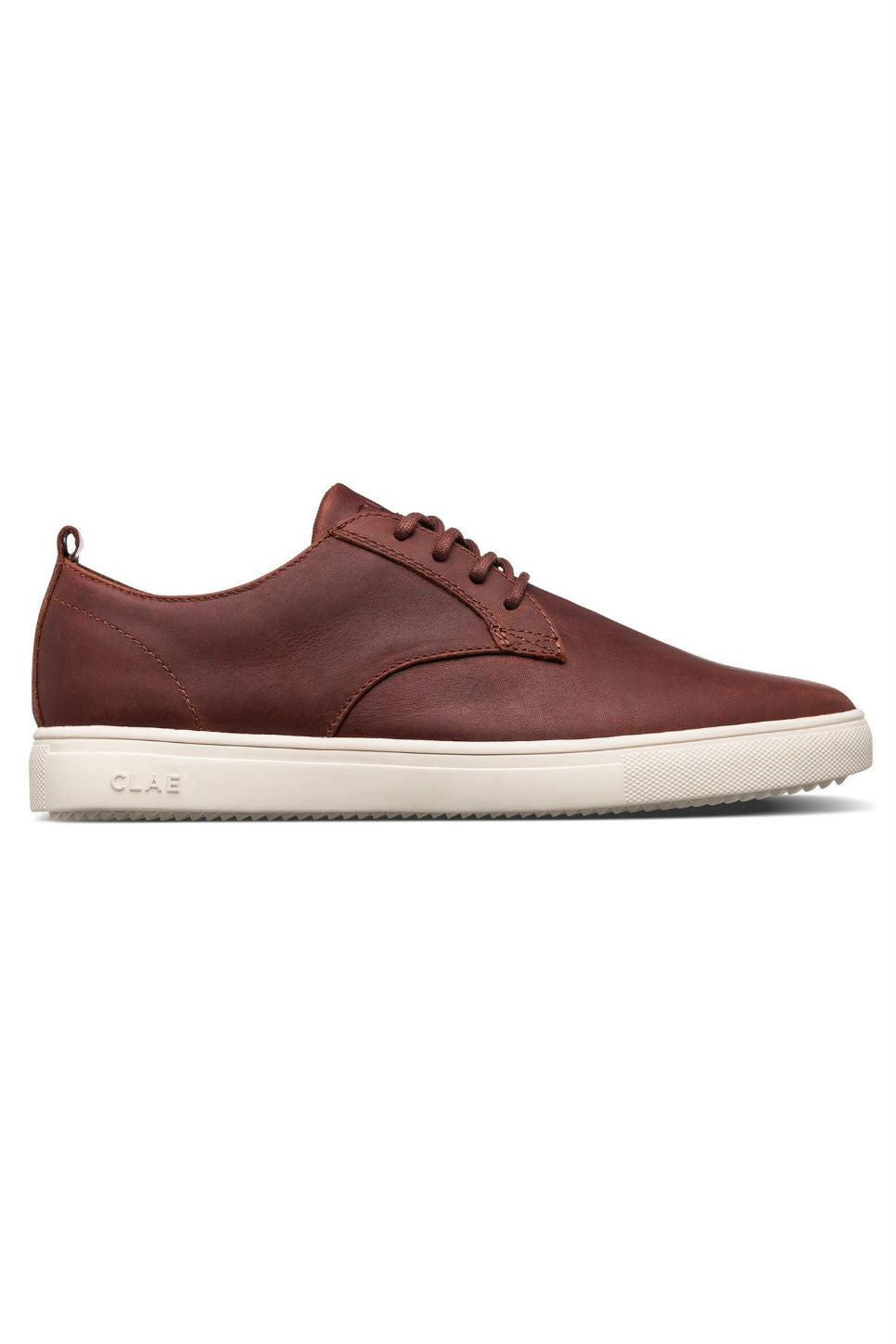 Clae - Ellington SP - Chestnut Oiled - Side