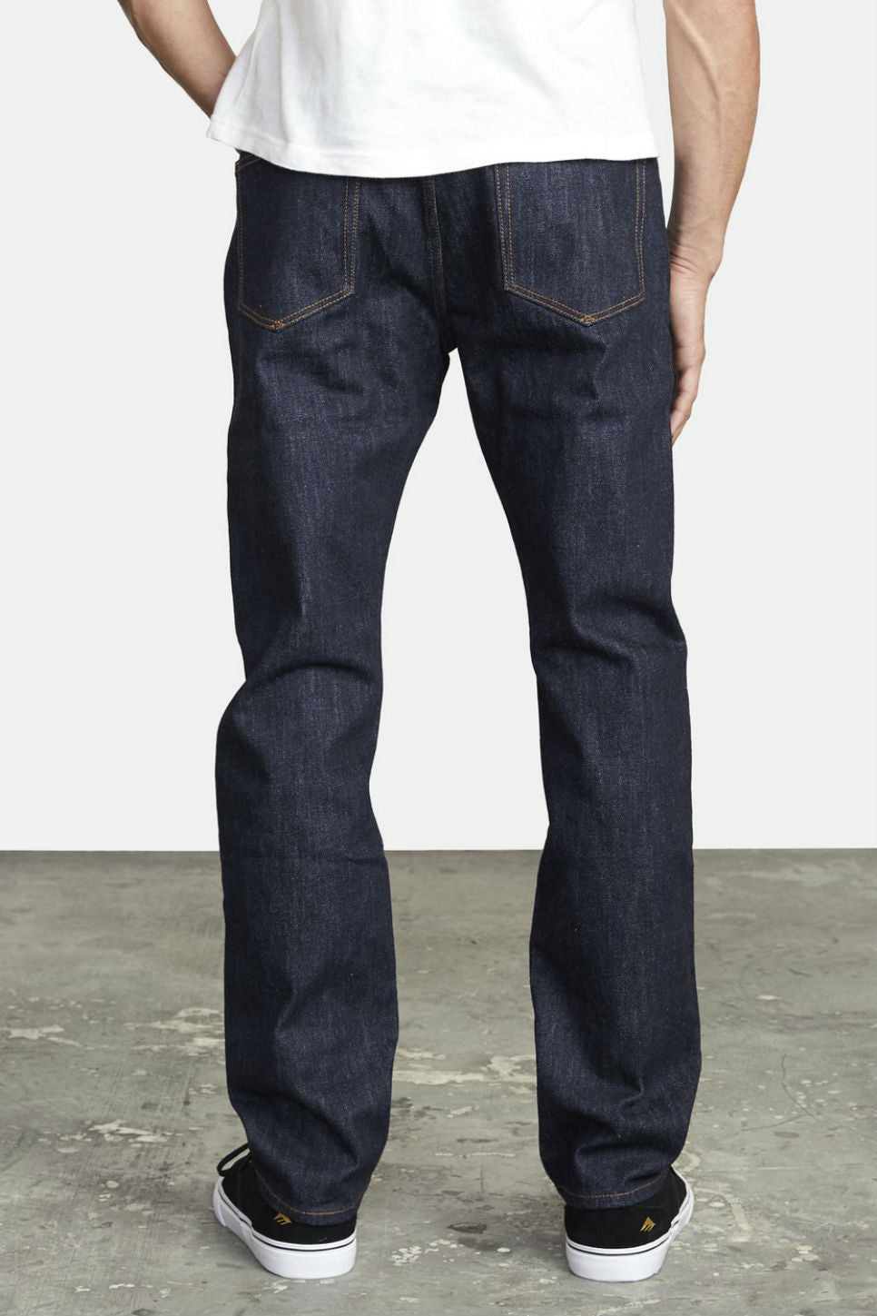 WEEKEND DENIM - DARK INDIGO