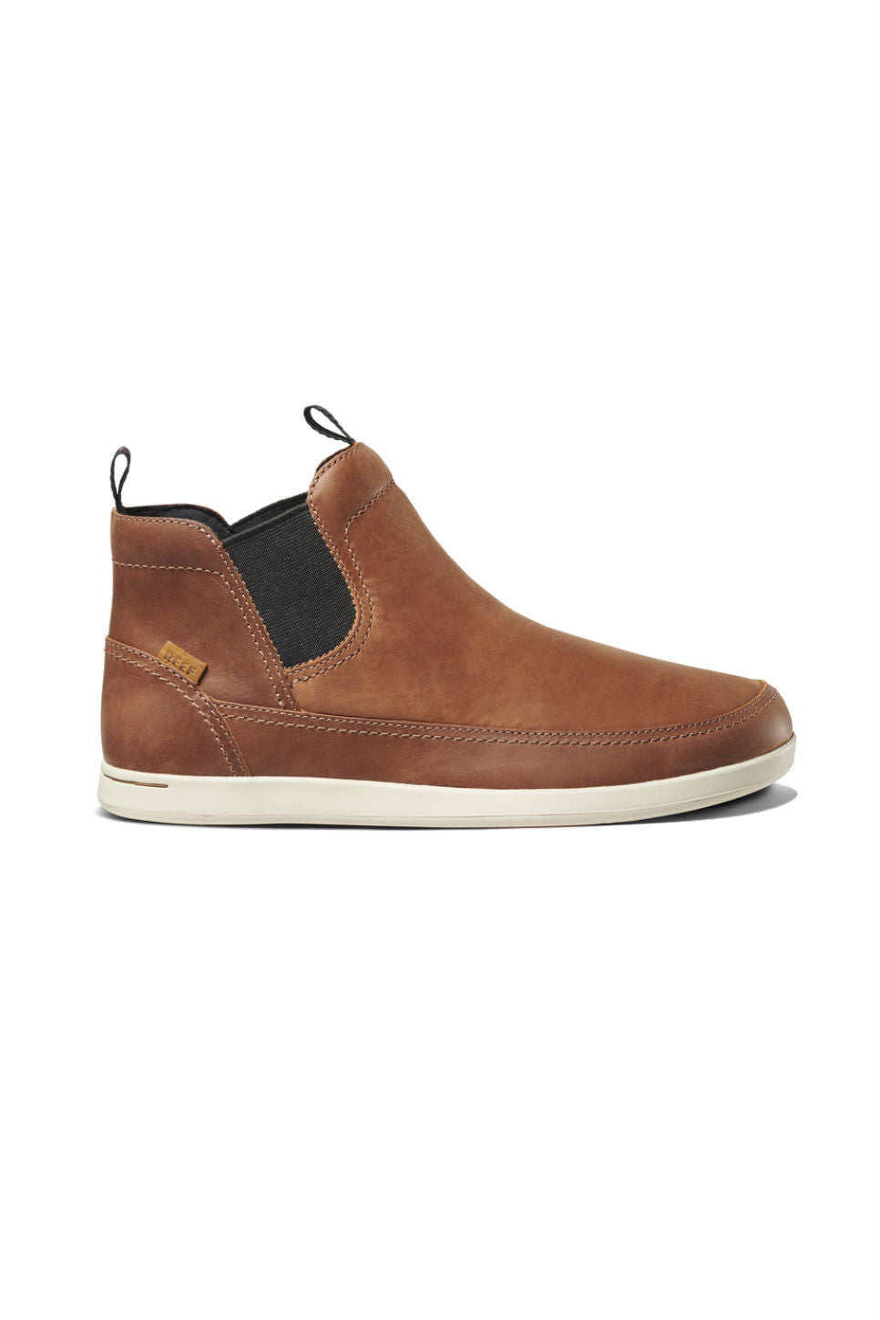 Reef - Cushion Swami Mid LE - Tobacco/Cork - Side