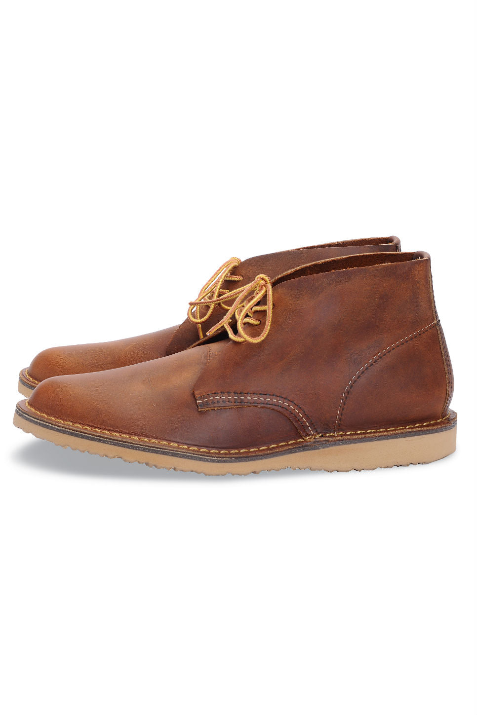 Red Wing Heritage - Weekender Chukka - Copper - Side