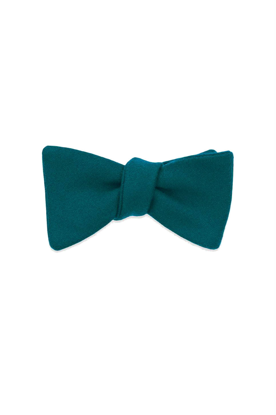 Pocket Square Clothing - The Frederick Bow Tie - Green