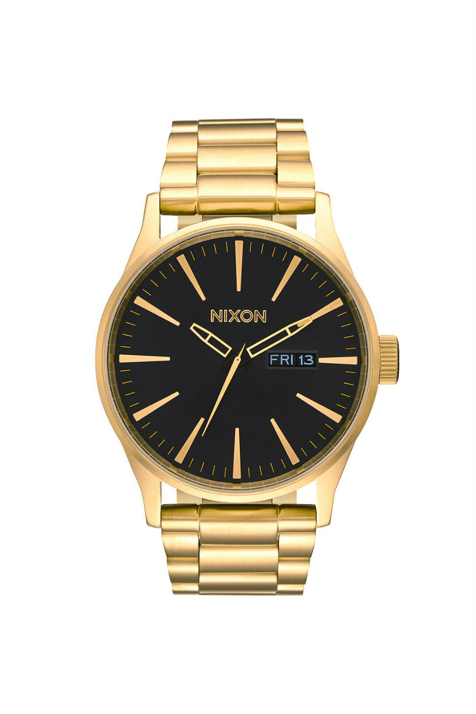 SENTRY SS WATCH - ALL GOLD/BLACK