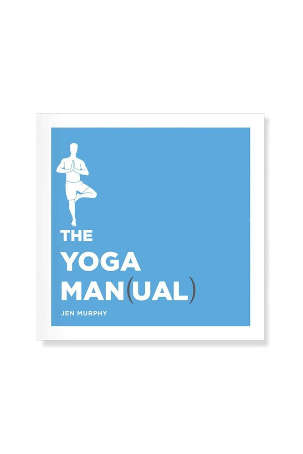 W&P - The Yoga Man(ual) - Front