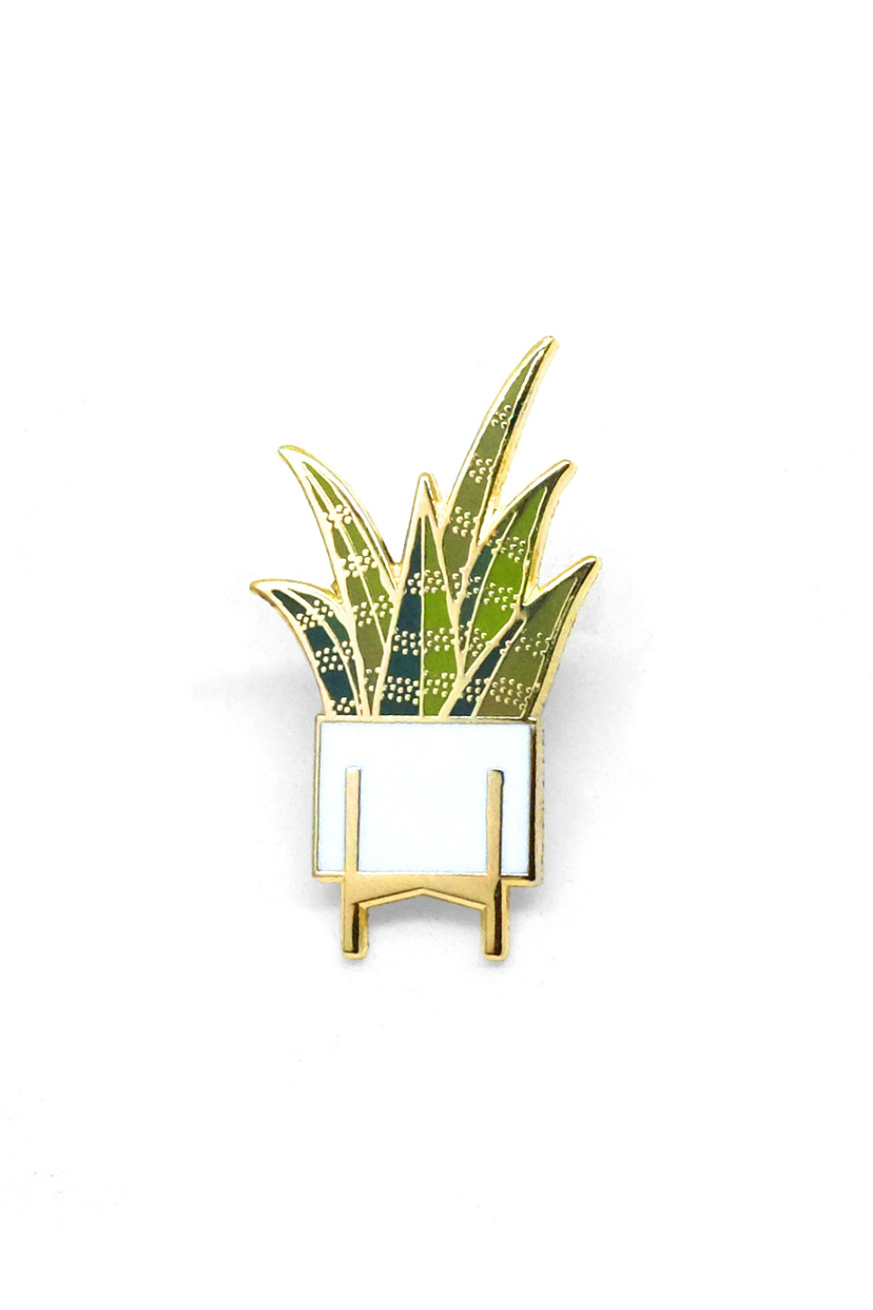 Lost Lust Supply - Synthesis Sansevieria Pin - Front