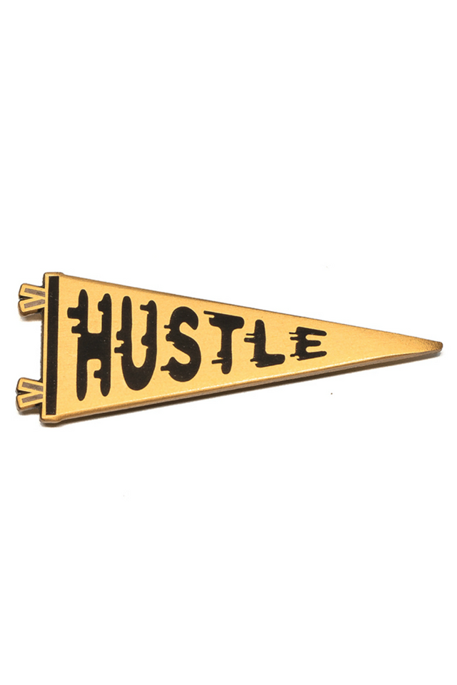 Lost Lust Supply - Oxford Hustle Pin