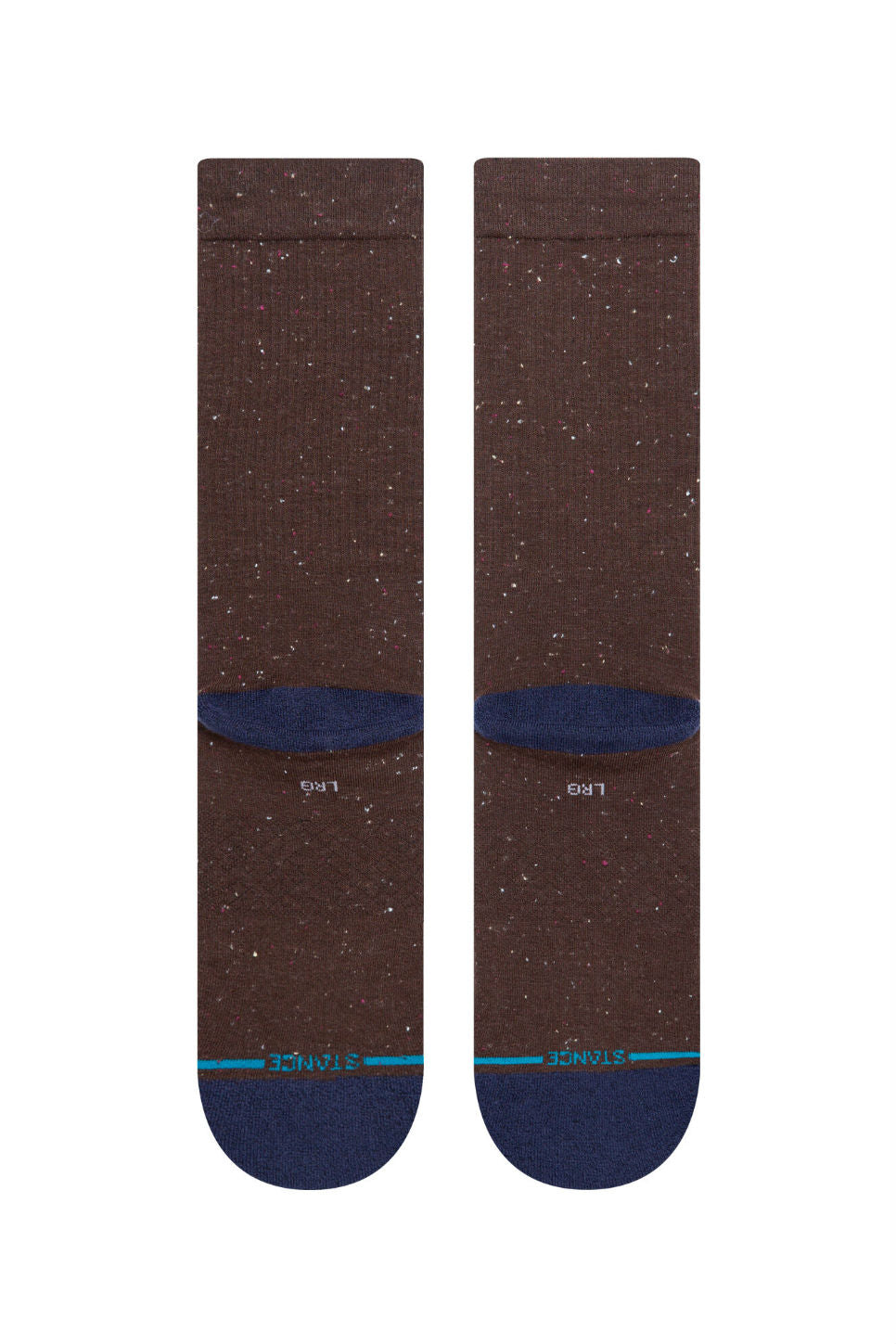 Stance - Icon 2 - Brown - Back