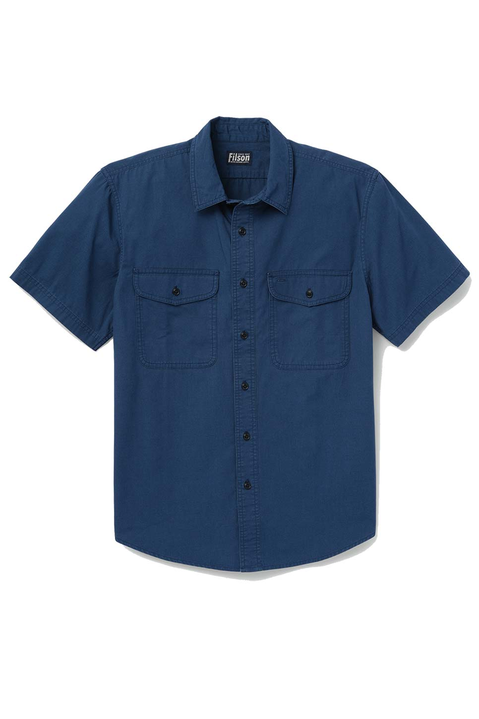 Filson - Short Sleeve Field Shirt - Blue Wing Teal
