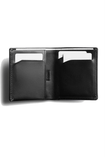 Bellroy - RFID Note Sleeve - Black - Inside