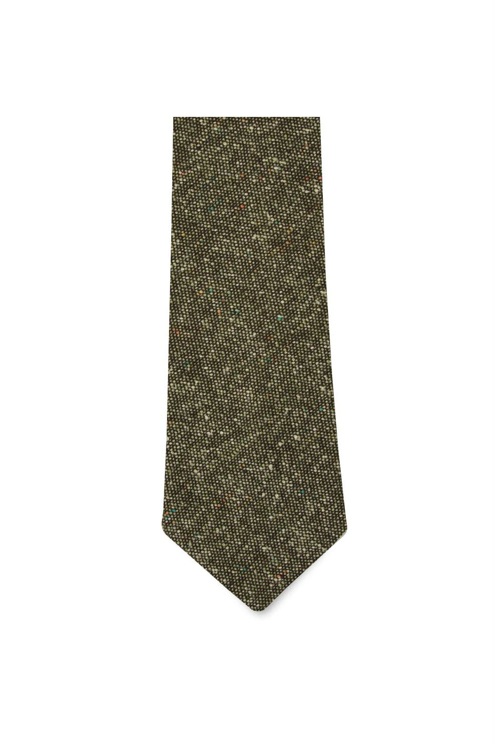 THE ORTEGA TIE Olive Green