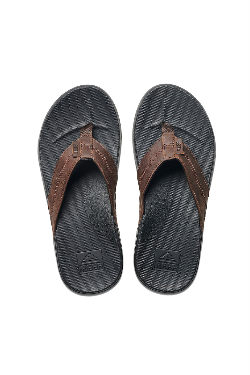 Reef - Cushion Bounce Phantom LE - Black/Brown