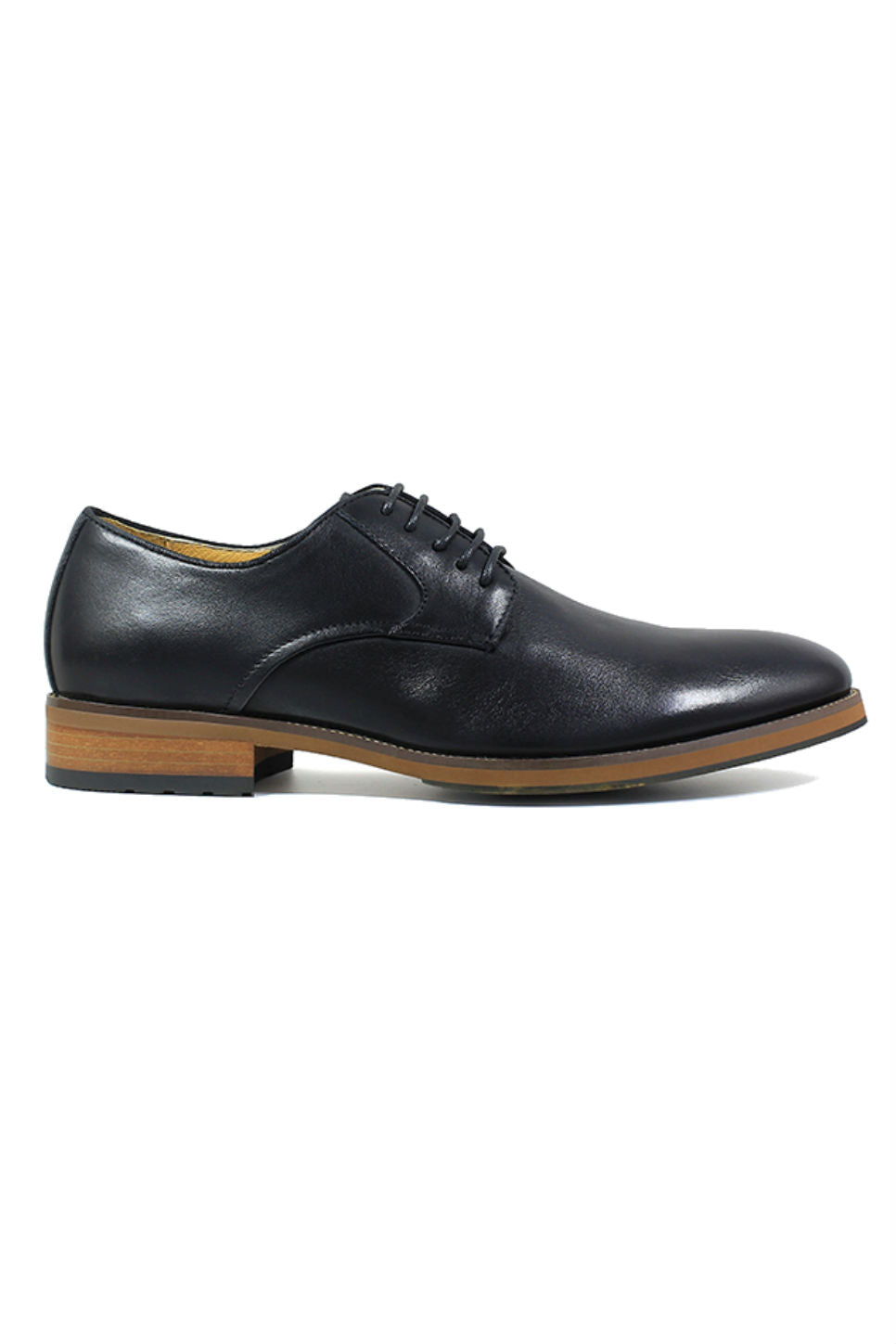 Florsheim - Blaze Plain Toe Oxford - Black - Side