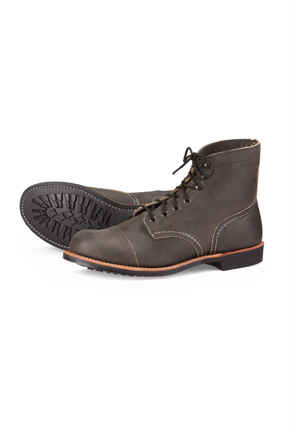 Red Wing Heritage - Iron Ranger - Charcoal RT